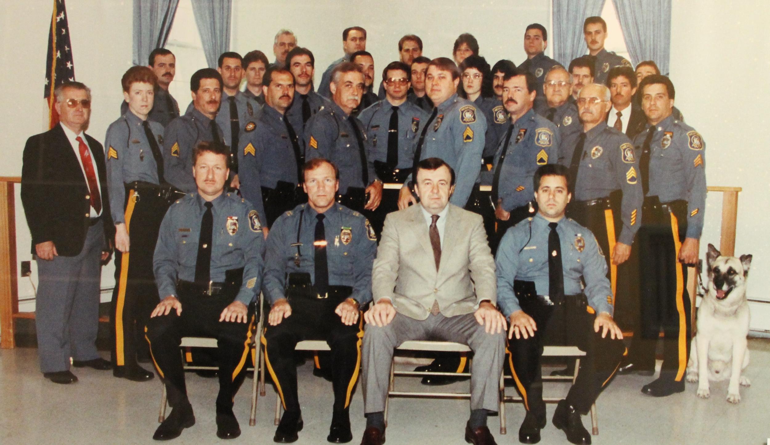 1989 Department Photo