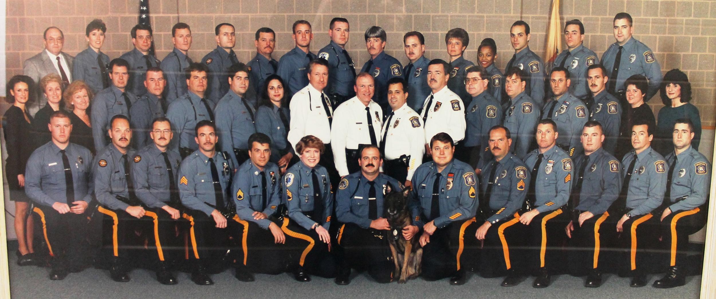 1996 Department Photo