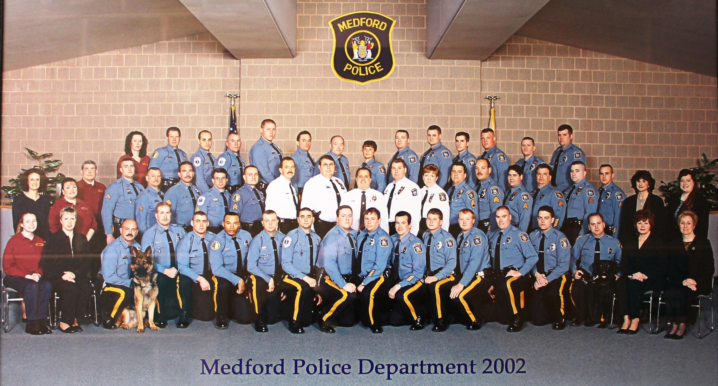 2002 Department Photo