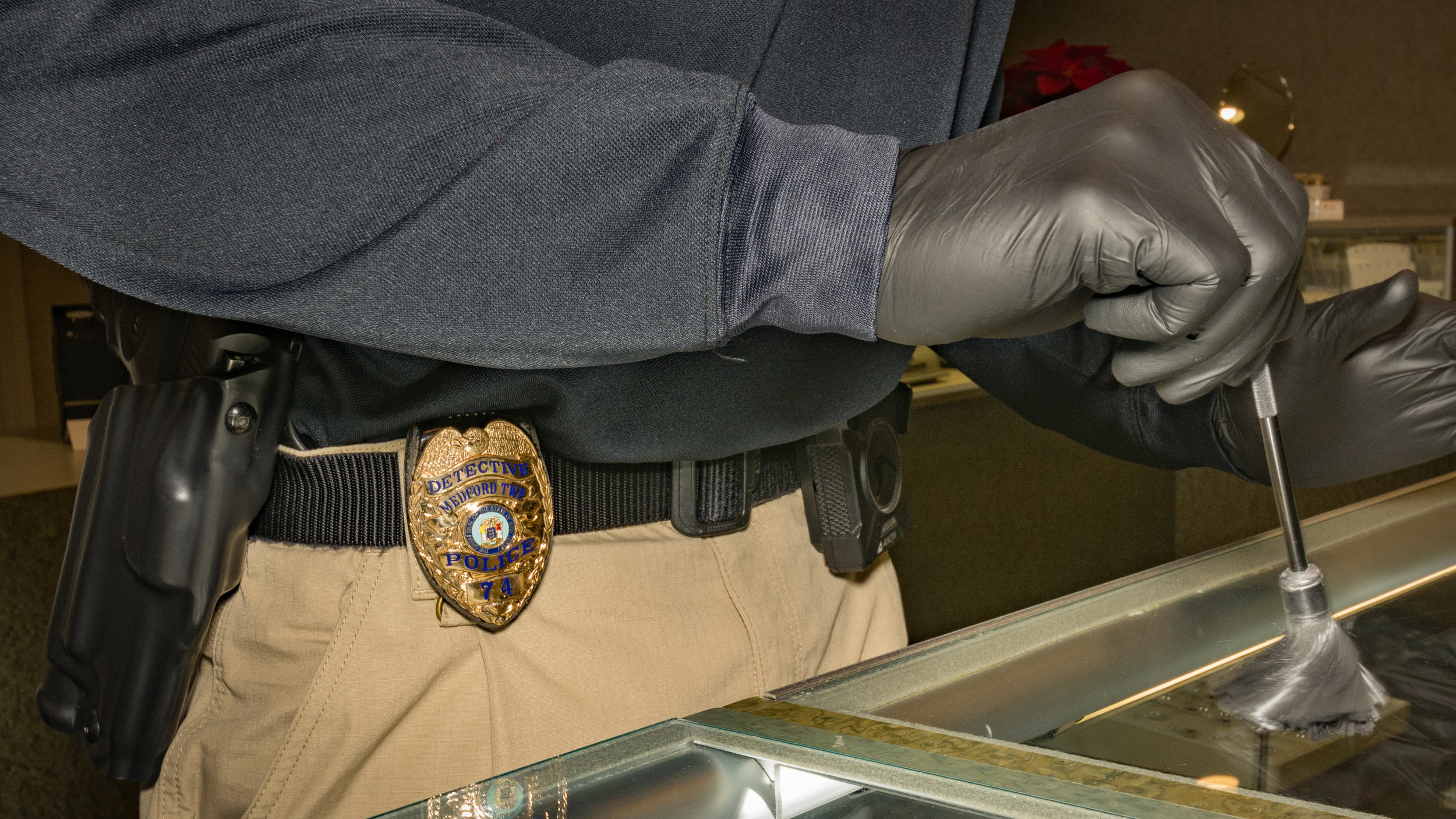 CRIMINAL INVESTIGATIONS    Learn More