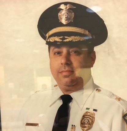 Chief Stephen Addezio #2516