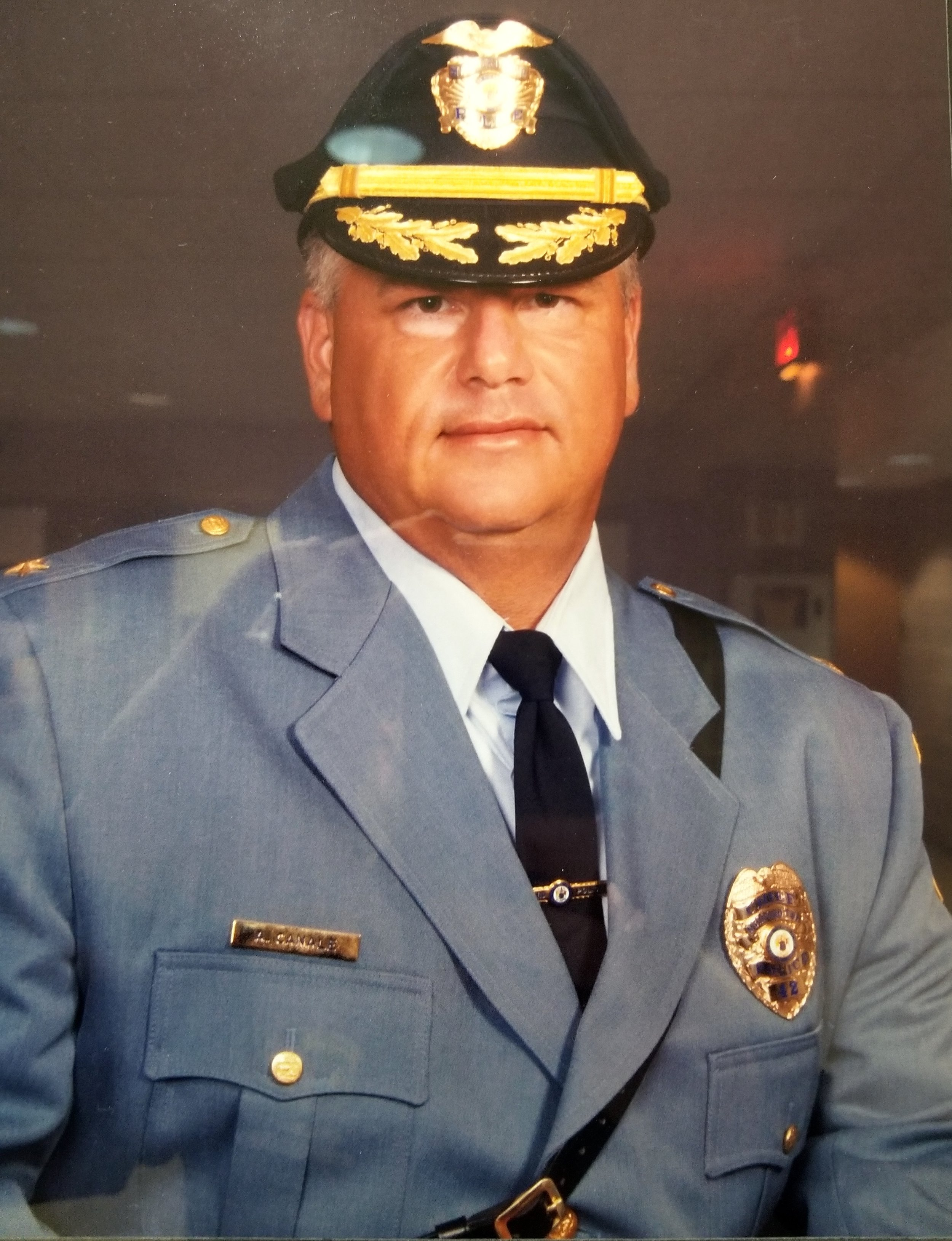 Chief Anthony Canale #2542