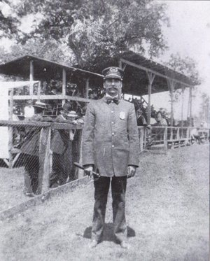 Chief Nelson Peake