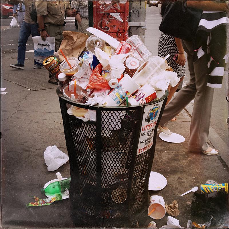 Trash 1 - NYC