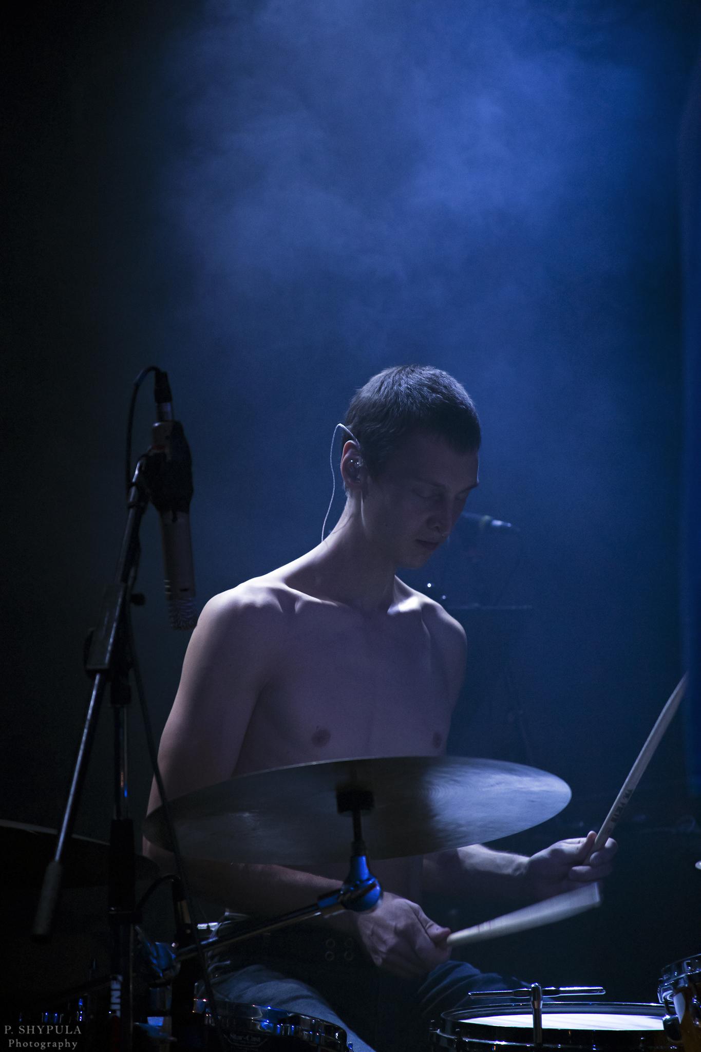 James Muschler of Moon Hooch