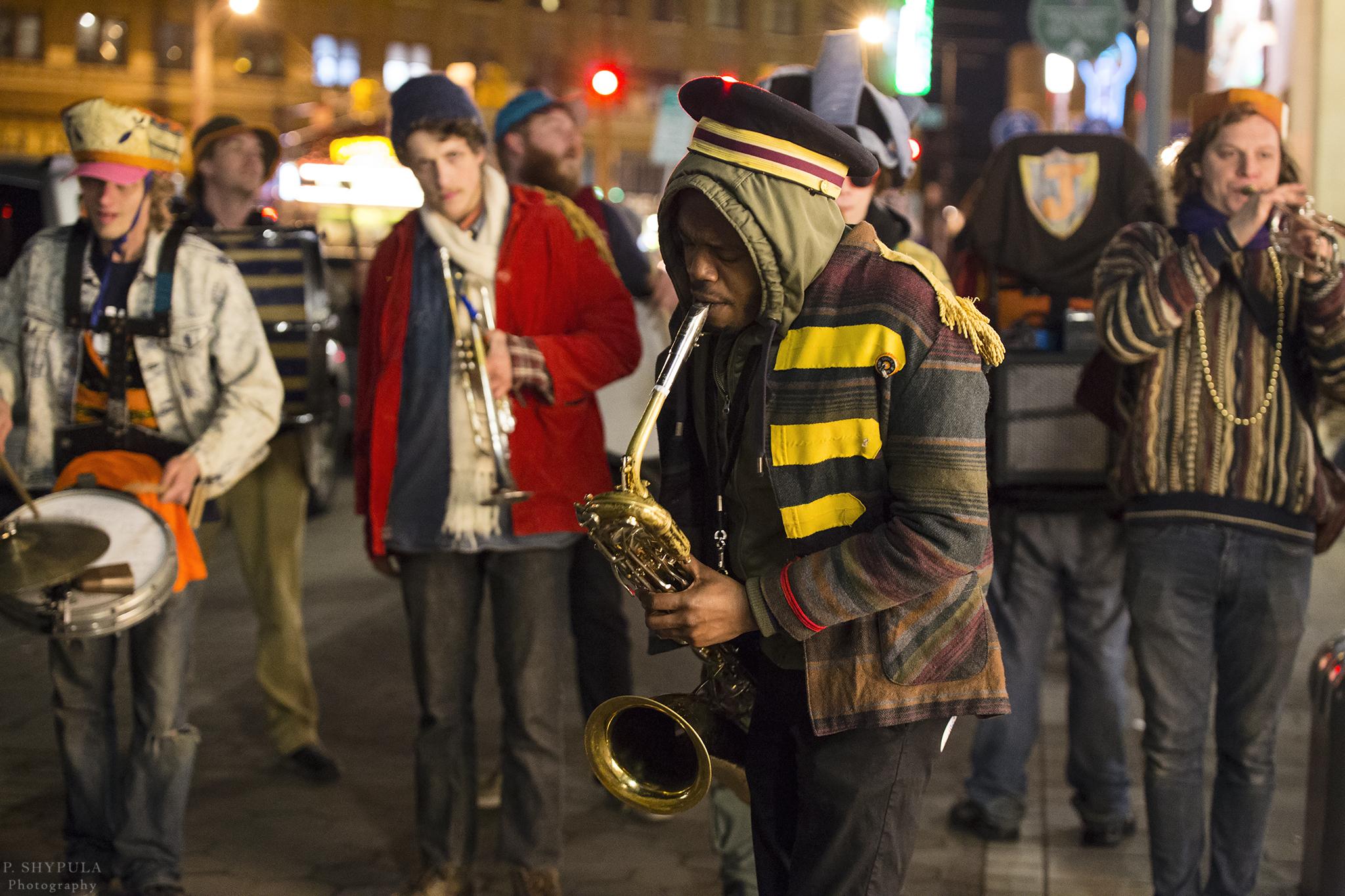 Jefferson Street Parade Band