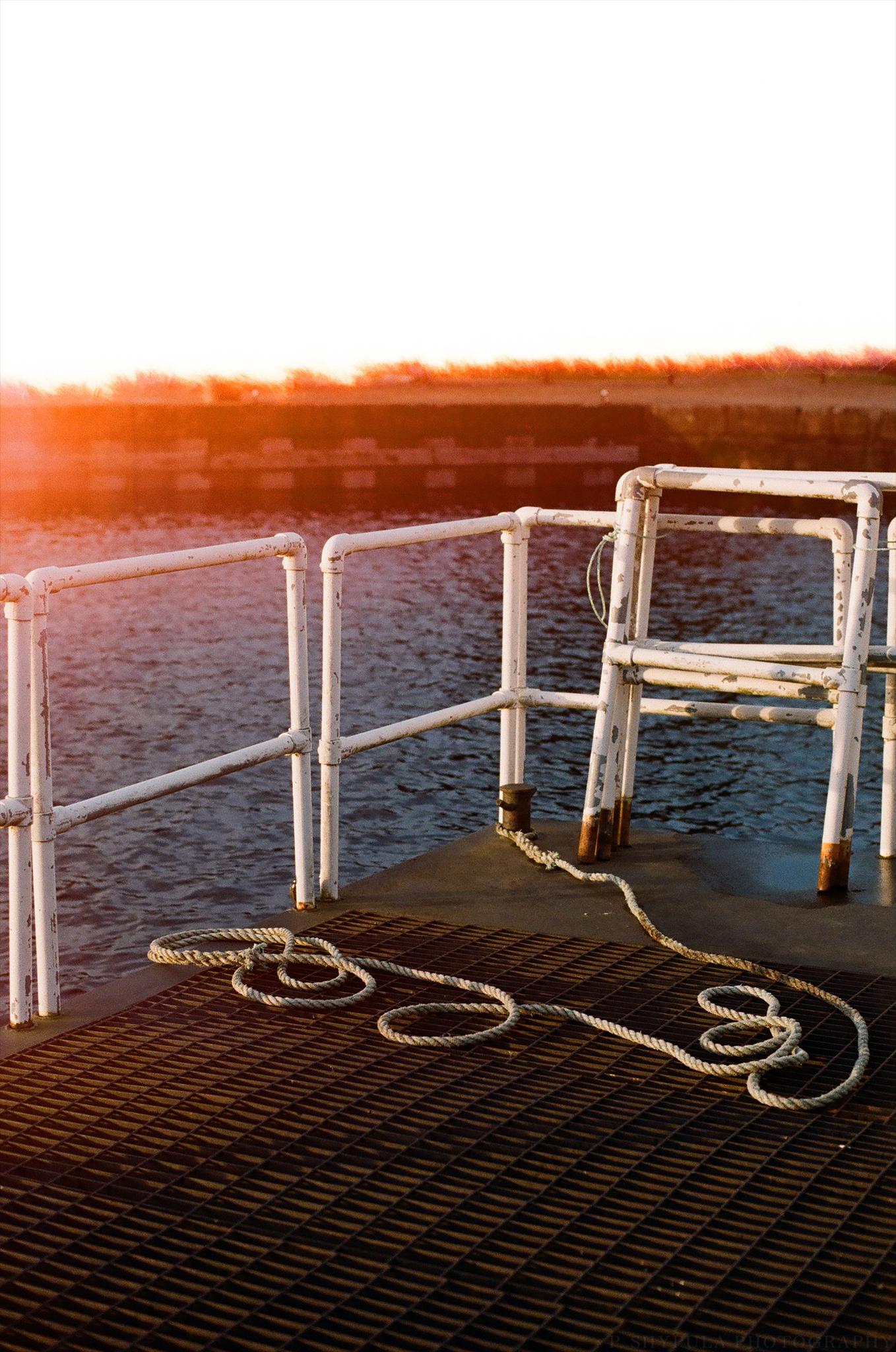 Loch Ness, Fort Augustus, Scotland Nikon FM2 + Kodak Gold 200