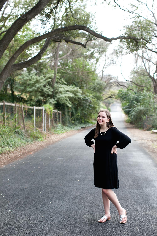 Senior Portraits | Austin, TX | Kate Stafford Photography