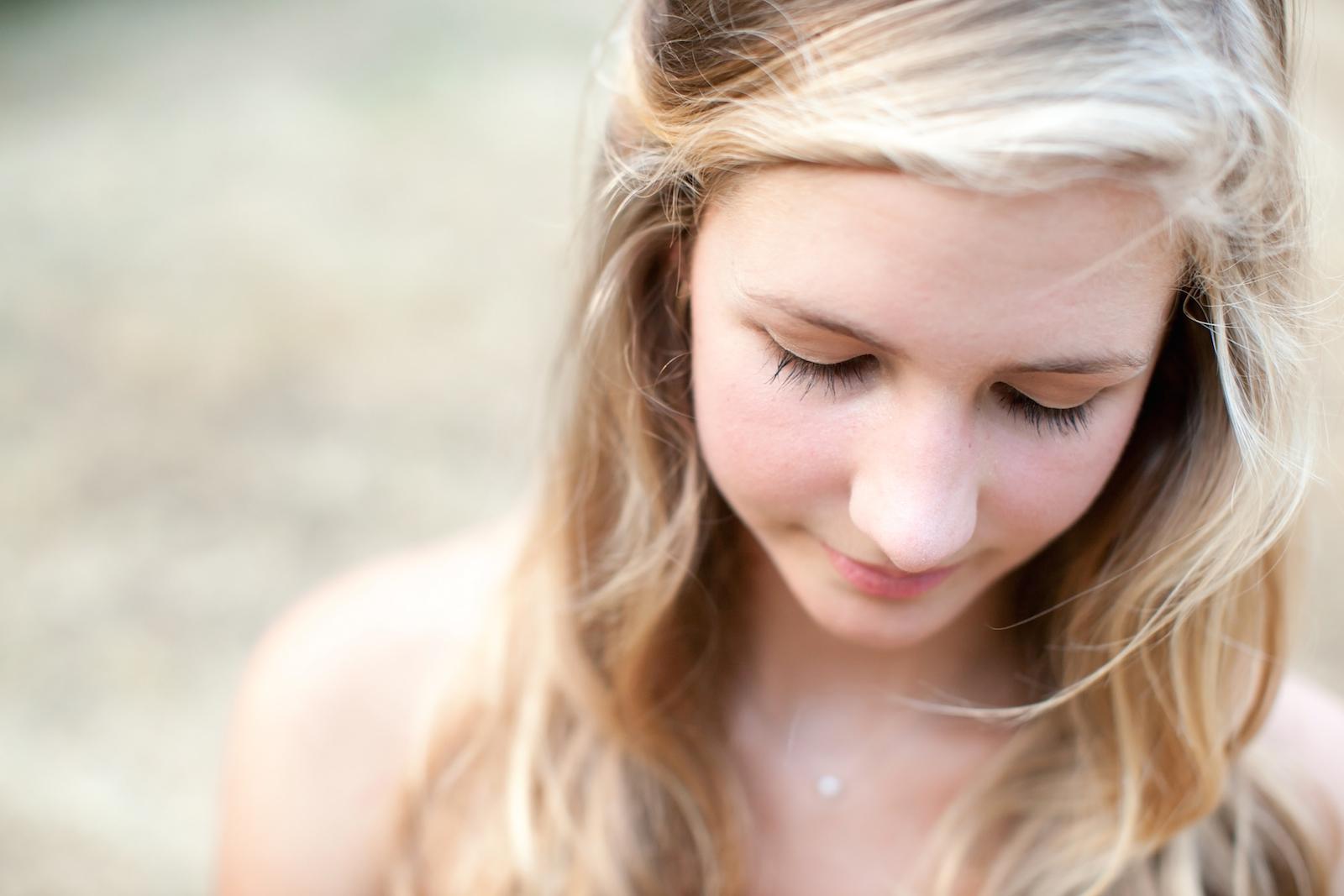kate stafford photography | austin senior portrait