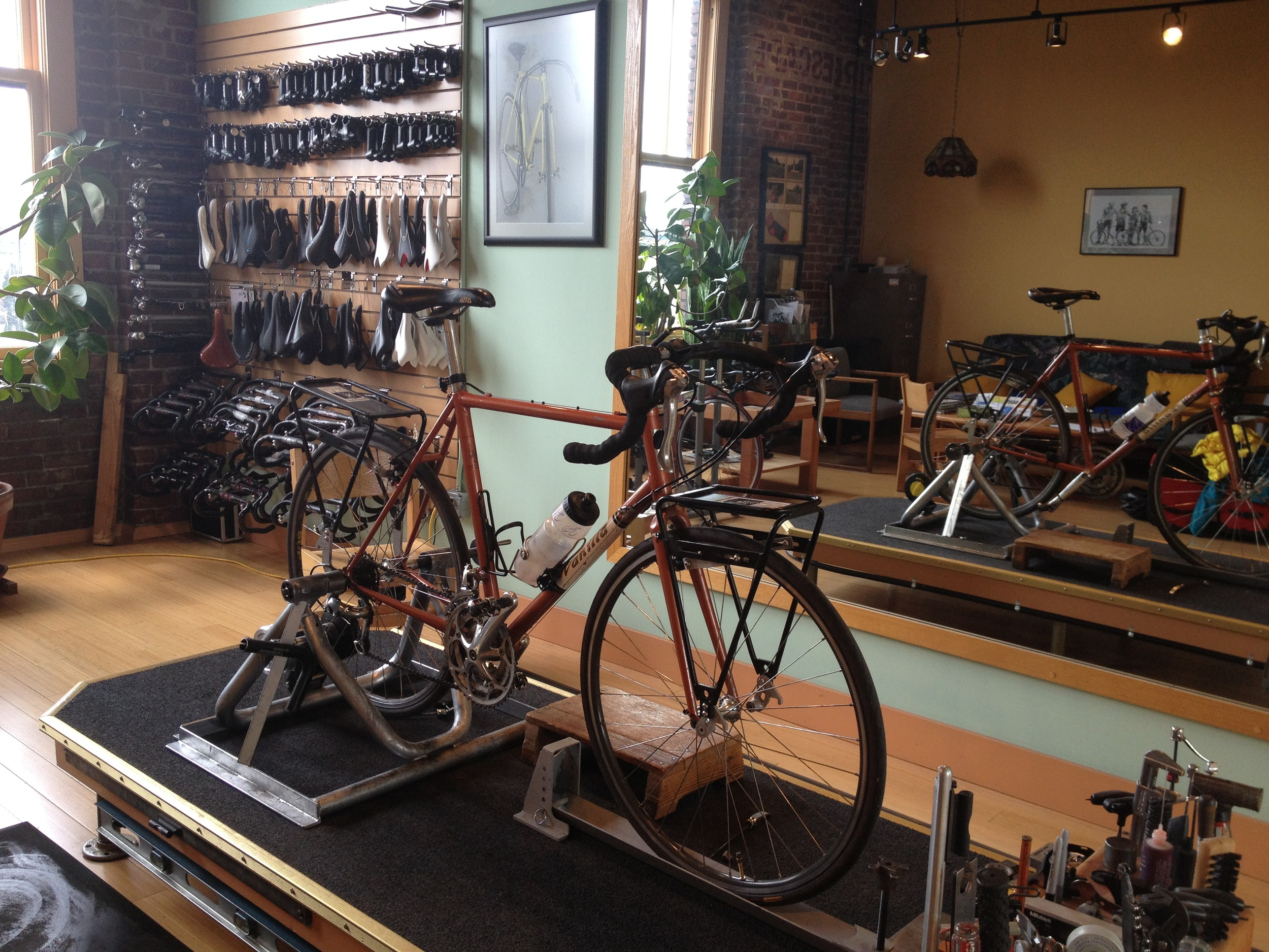 Bike Fitting at  Bicycle Fitting Services  in Portland Oregon