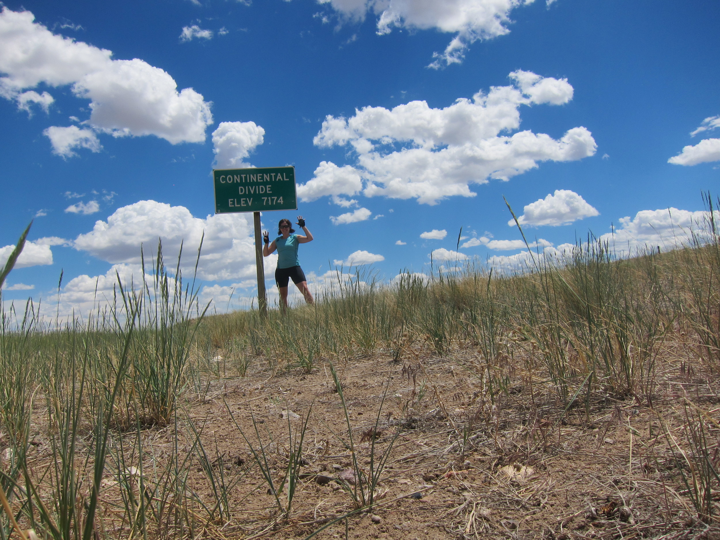 Continental Divide crossing #8