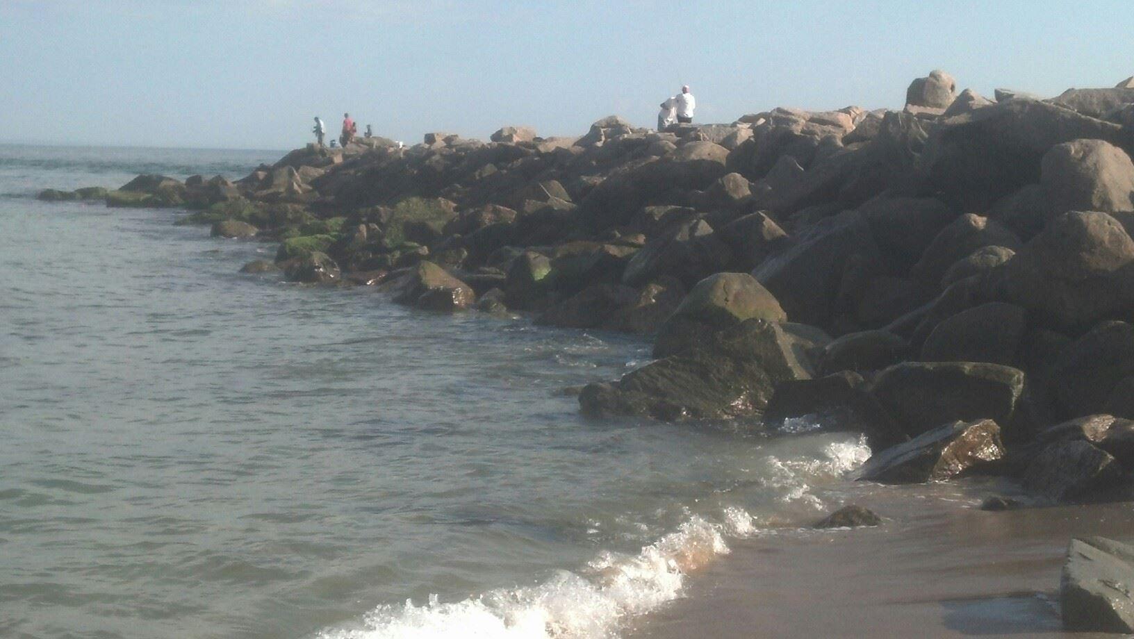 Charlestown, Rhode Island Breach way (photo by Meghan)
