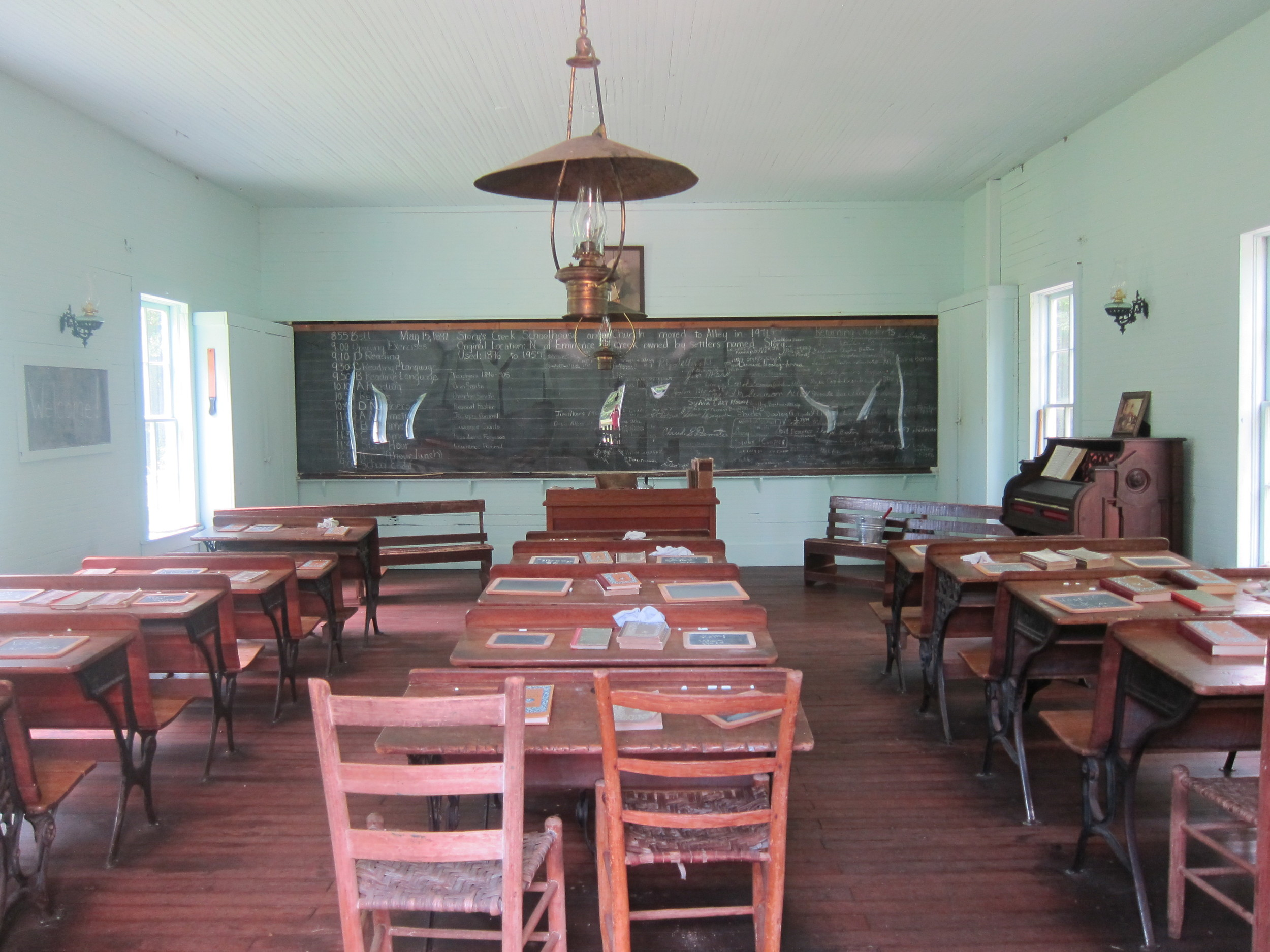 Historic Schoolhouse, Alley Spring MO