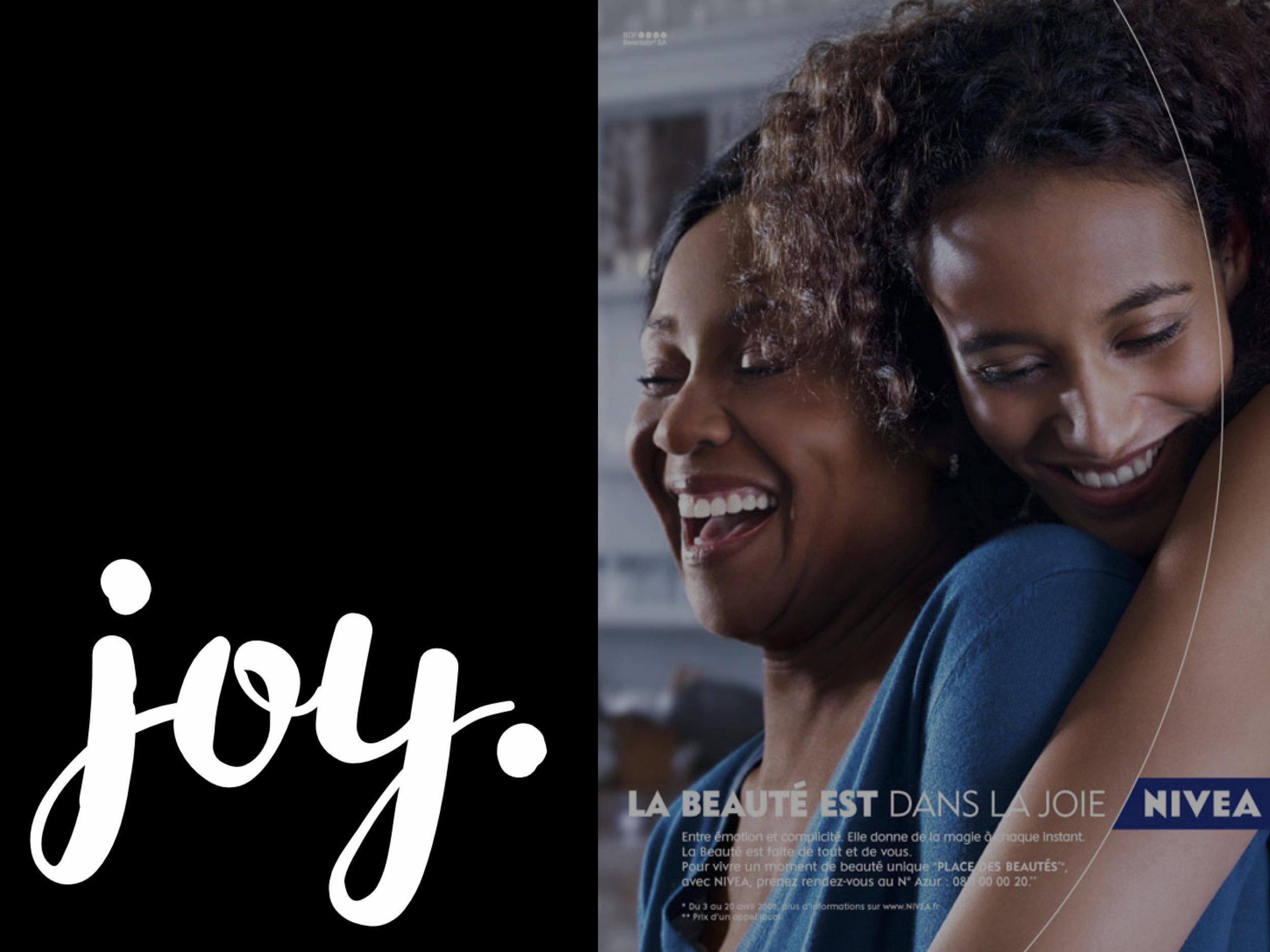2015 Talk on 'Joy'