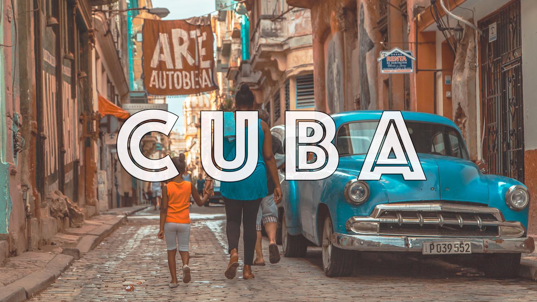 "CUBA - Road & Track Magazine ""GO"" Feature"