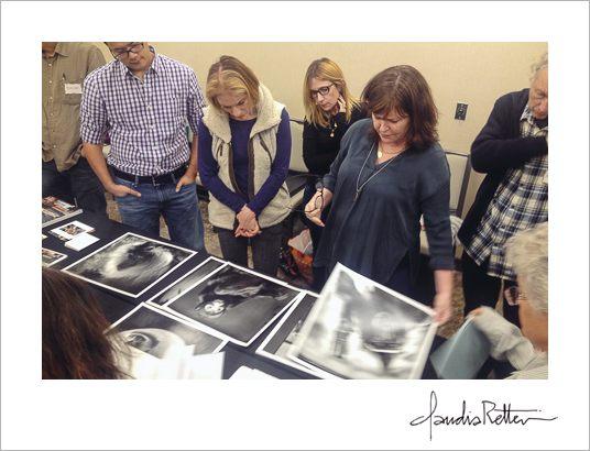 """Anne Berry  sharing her portfolio """"Behind Glass"""""""