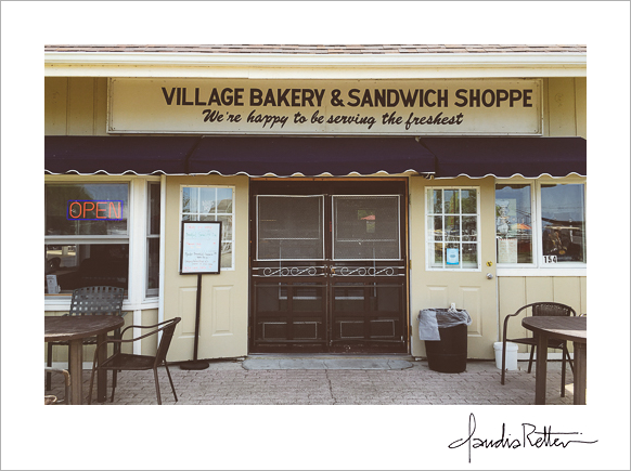 The Village Bakery, Put-In-Bay, Ohio.