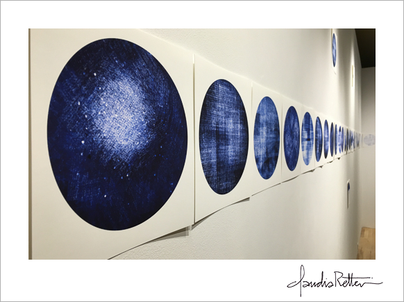 40 Moons  by photographer Elizabeth Stone