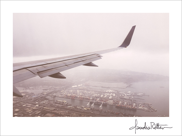 Arriving at SEA-TAC