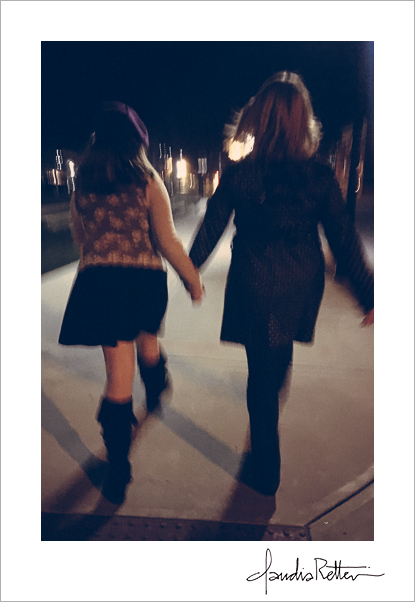 Dina & Vicki
