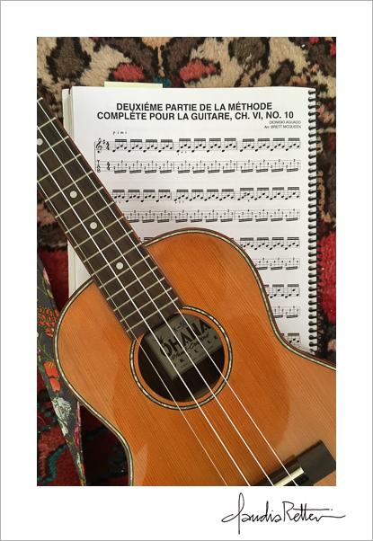 Ohana tenor ukulele