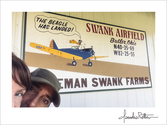 Swank Airfield, Butler Ohio