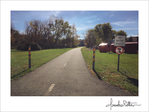 Bike path, Butler Ohio