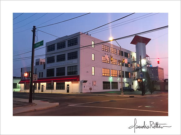 Amelita Mirolo Fine Arts Building, Columbus College of Art and Design