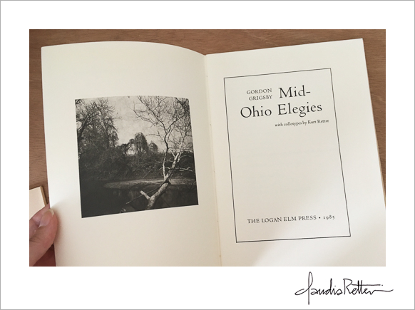 Mid-Ohio Elegies