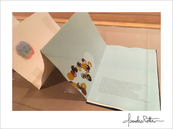 Accordion artist book