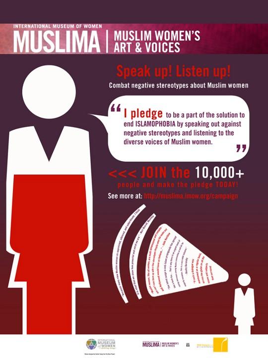 MIIM Designs Info-graphics for International Museum of Women Exhibit