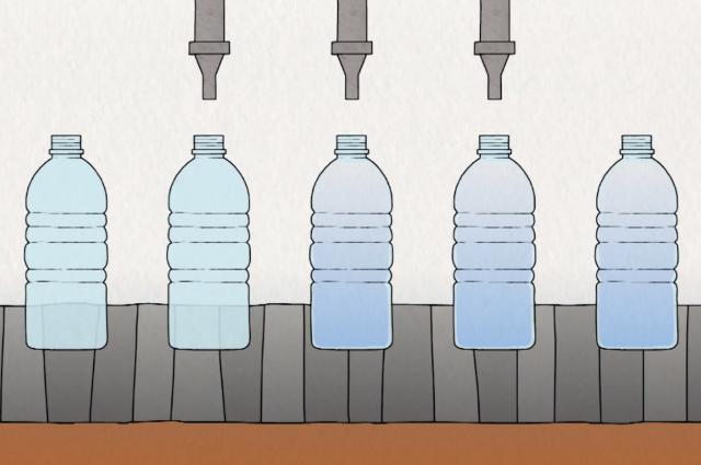 Plastic Bottles MIIM Designs