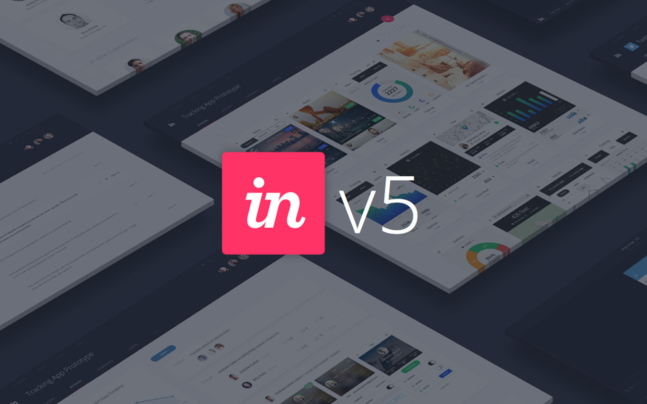 InVision V5 Release -  See more