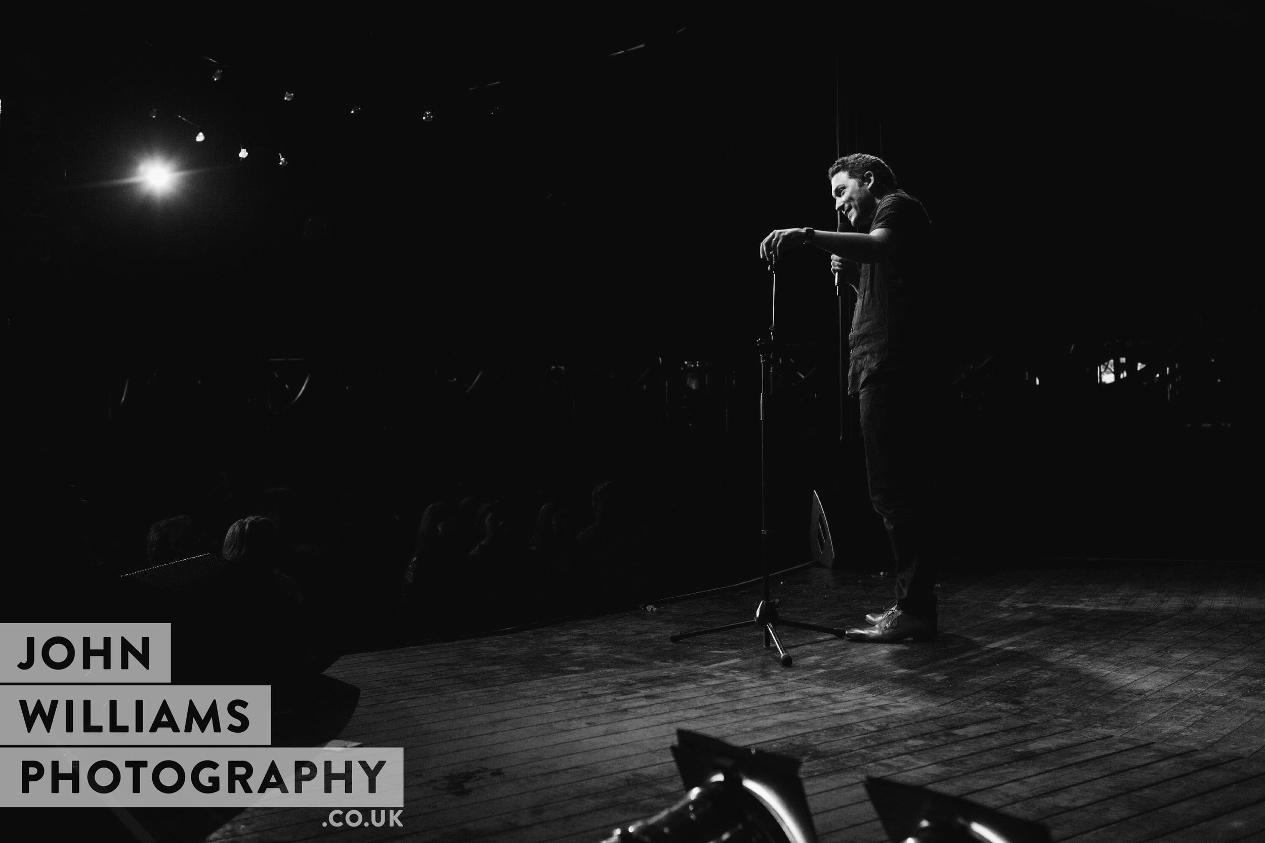 Jon Richardson - Comedy Hullabaloo 2015