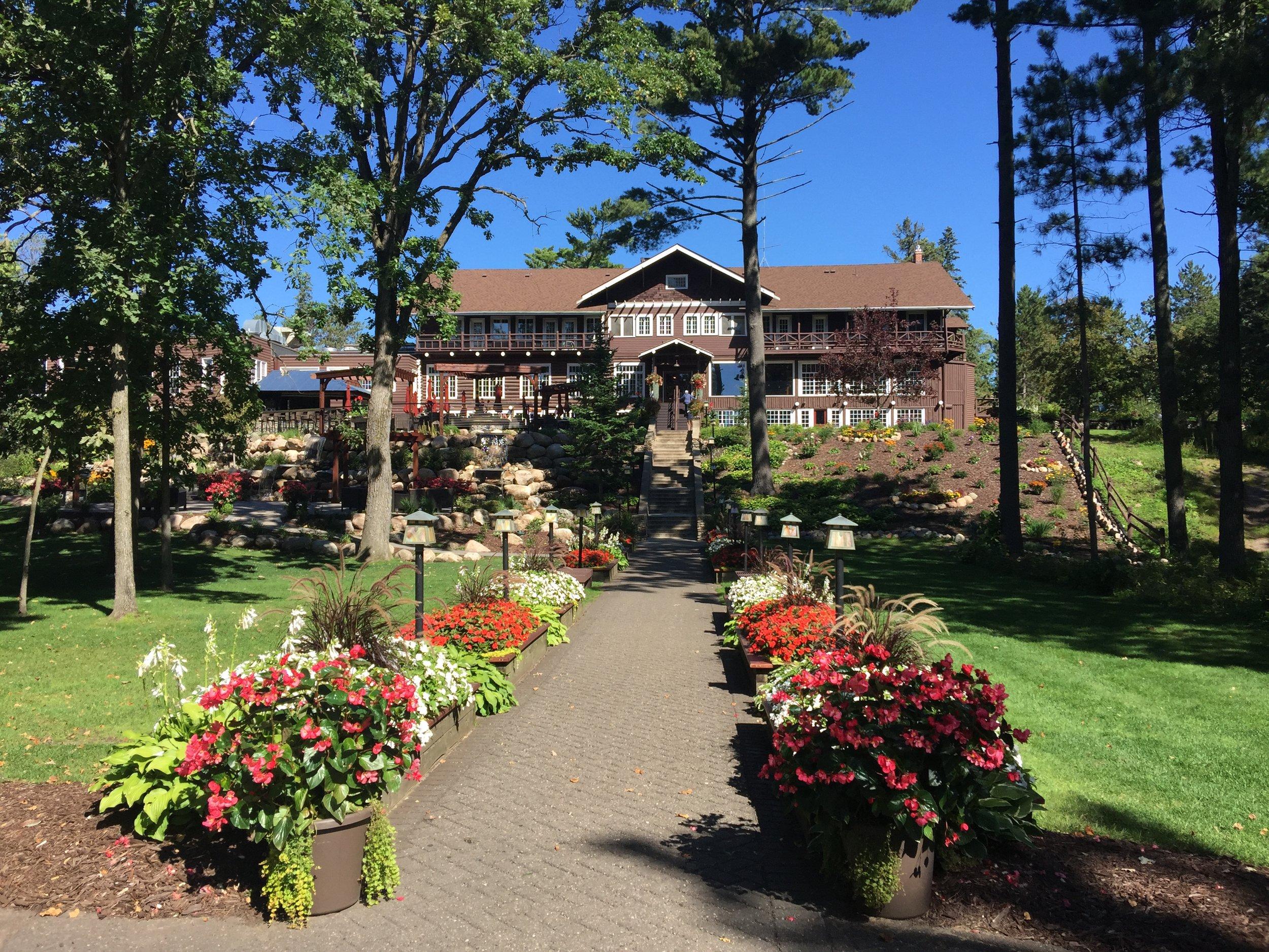 Grand View Lodge -Nisswa, MN - Summer 2017