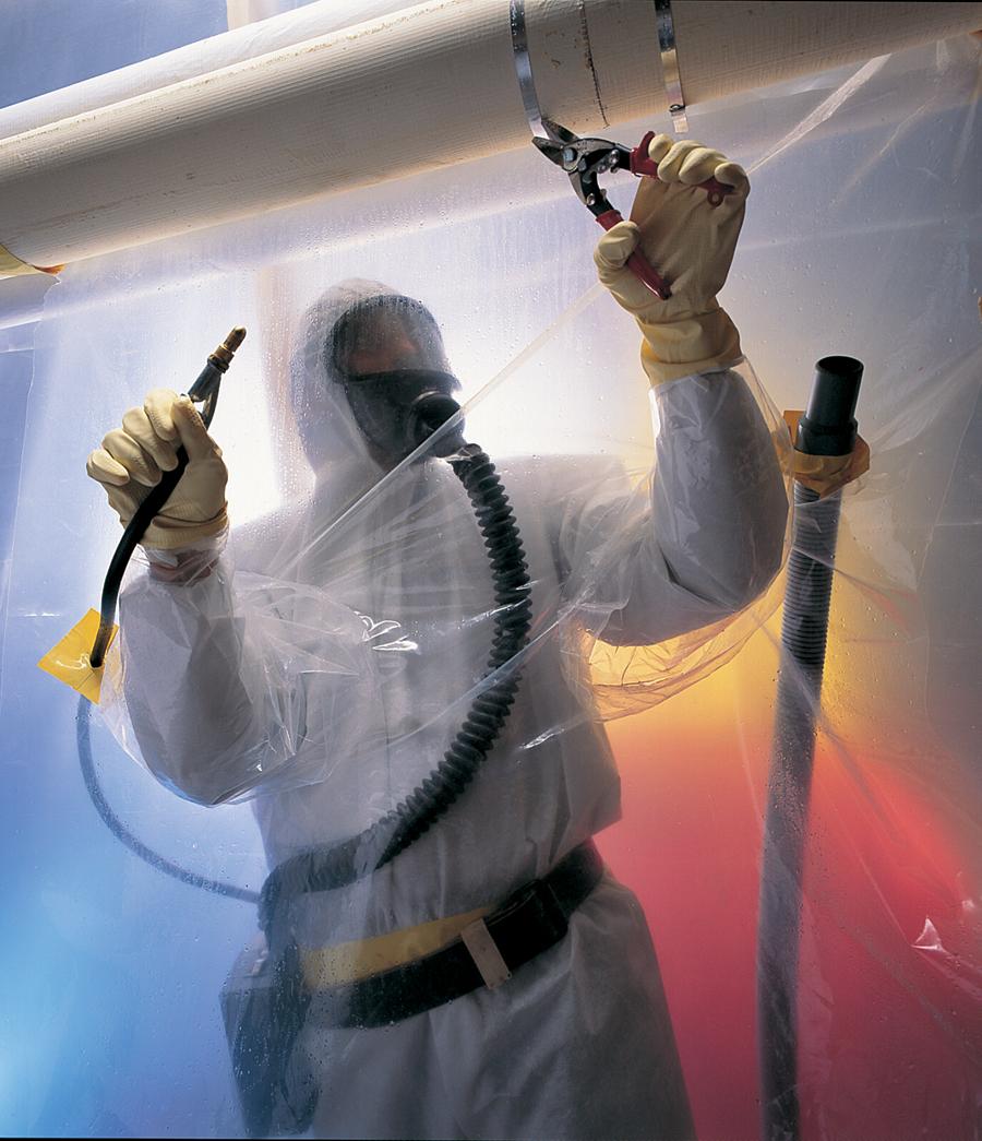 Asbestos Abatement — Fredrickson Contracting LLC