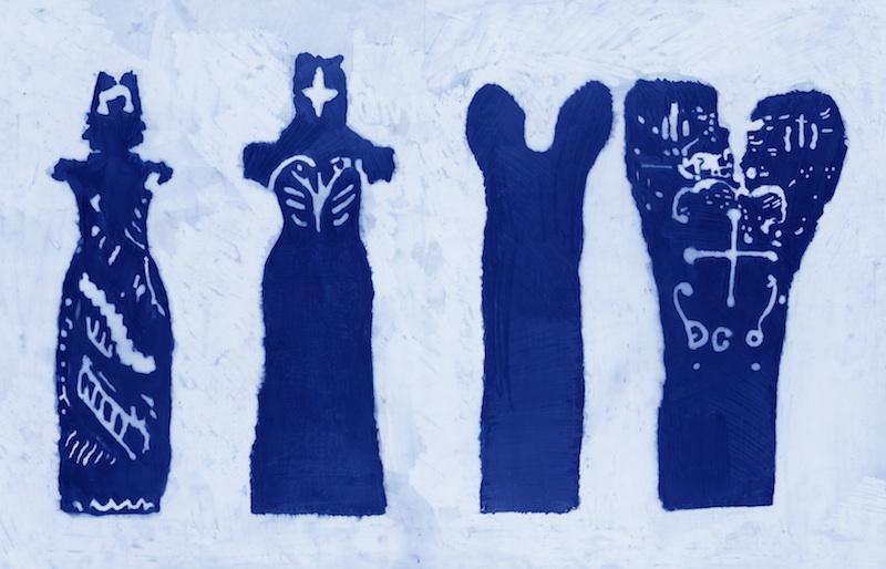 Vestidos (Dresses), 1982