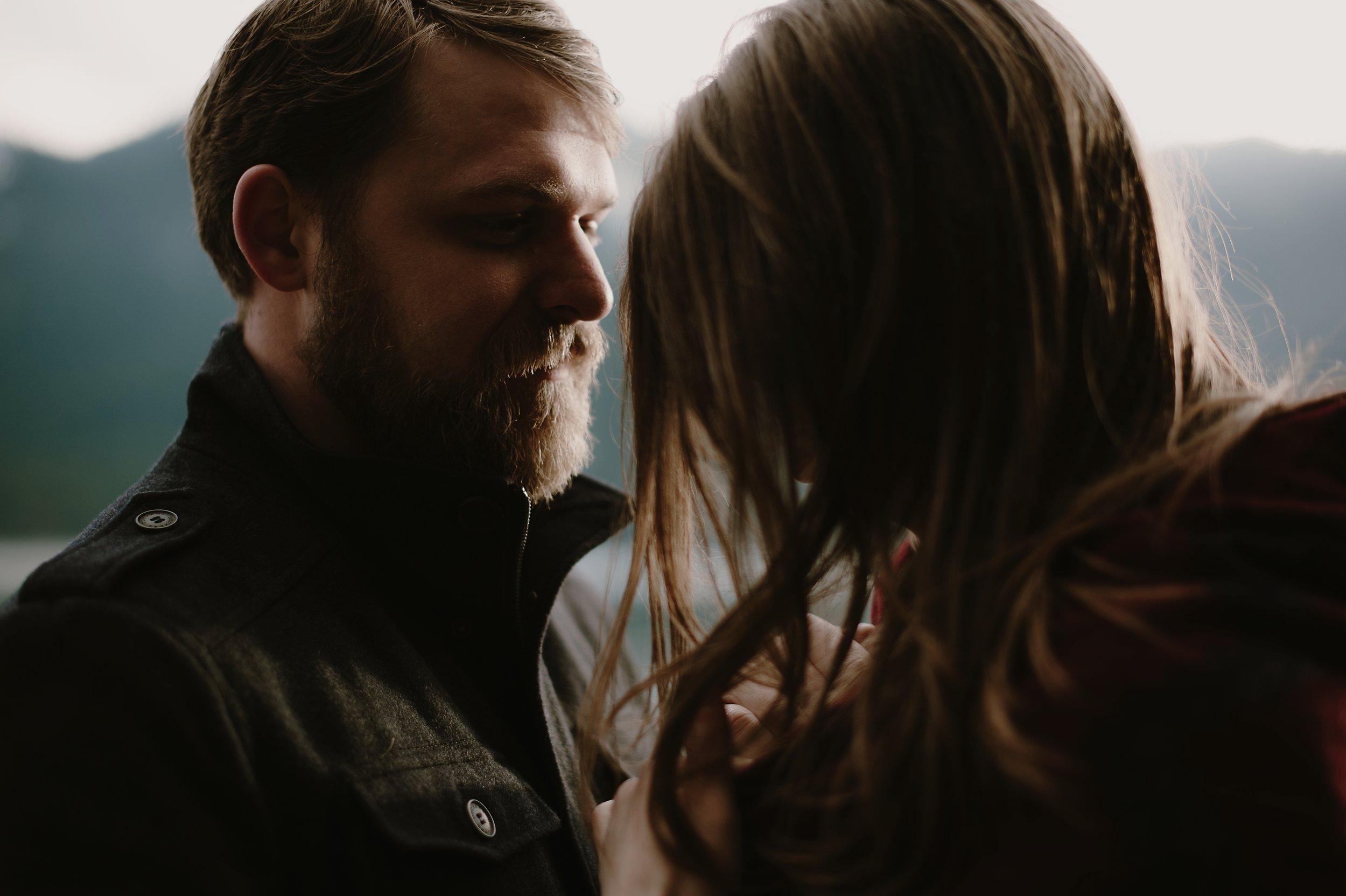 Seattle Engagement Photographer