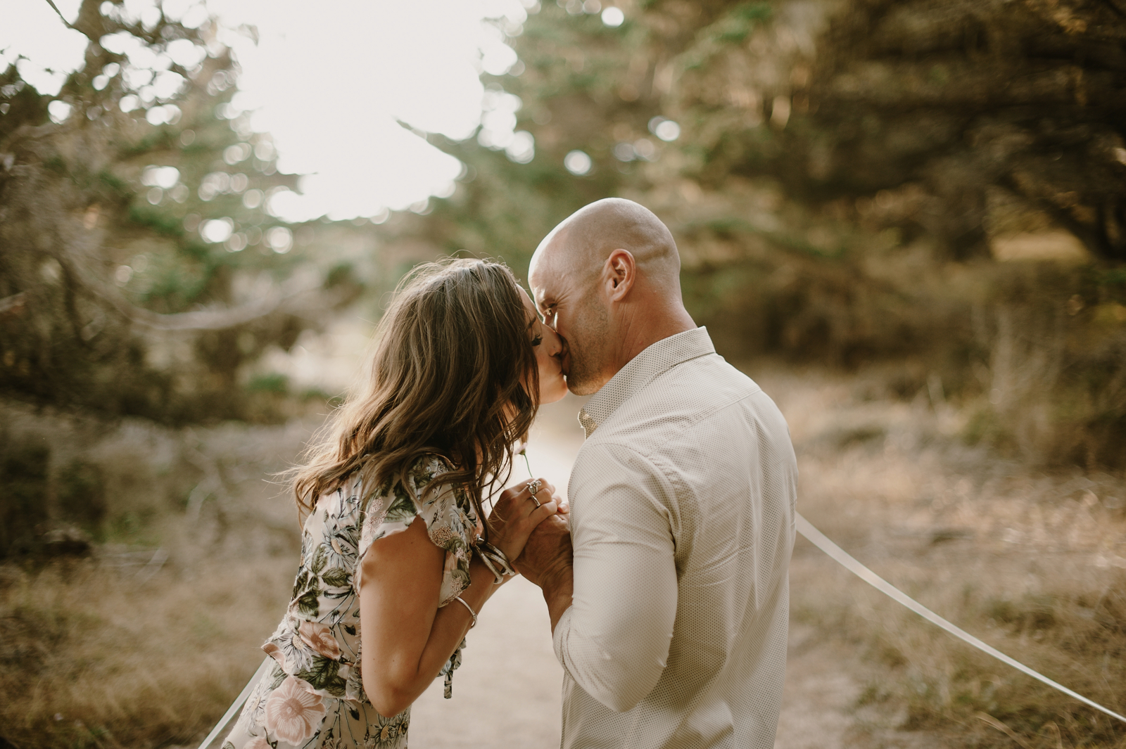 Carmel-By-The-Sea Engagement Photographer