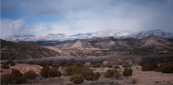 Road to Los Alamos