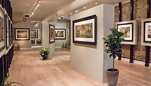 Ben Ham Gallery, 416 King Street, Charleston, SC
