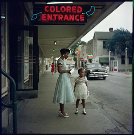 Department Store 1956 by Gordon Parks from the Segregation Series Portfolio