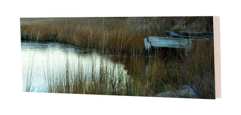 Dock in Marsh