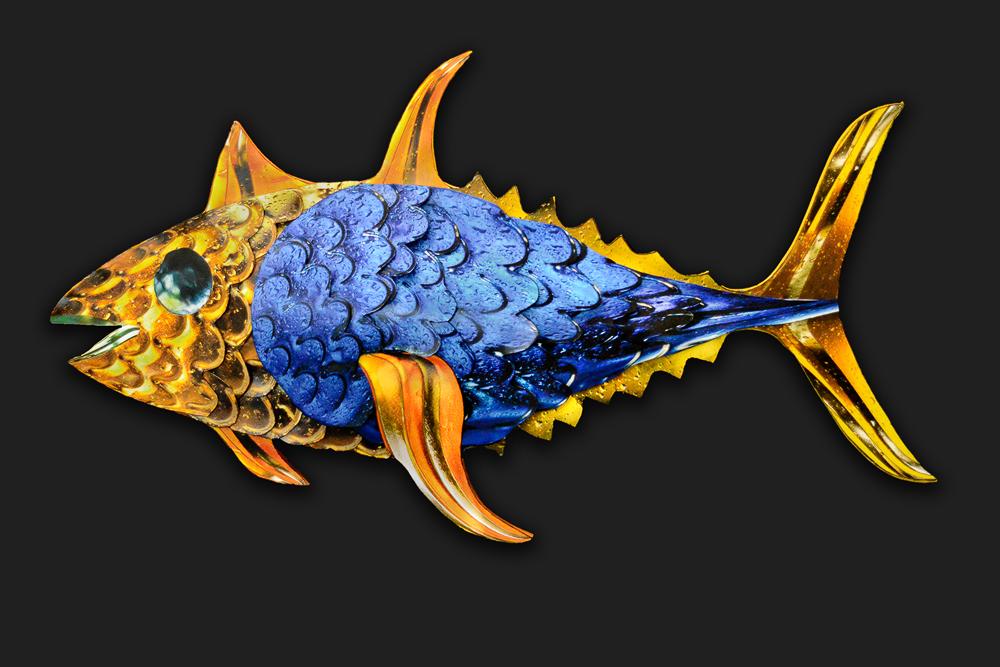 Charley's Angel: Yellowfin Tuna 2012