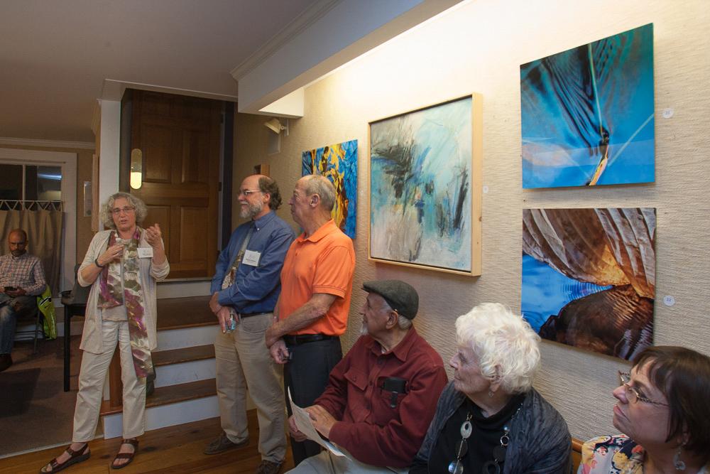 Artist Talk: Marion Art Center
