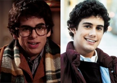 James Cavlo as Larry and Zach Galligan: Separated at birth?