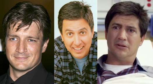 Nathan Fillion + Ray Romano = Ken Marino?