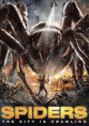 SPIDERS 3D (2013) — CULTURE CRYPT