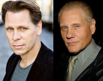 """Holy Ghost People"" actor Don Harvey and William Forsythe: separated at birth?"