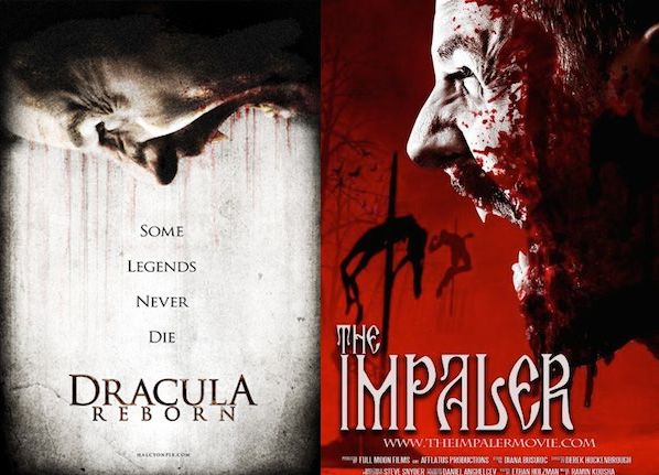 Not the same movie, but almost the same poster.